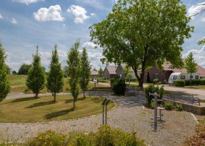 Park im viva60-Quartier